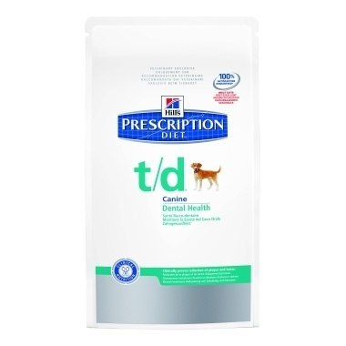 Hills Prescription Diet T/D Canine