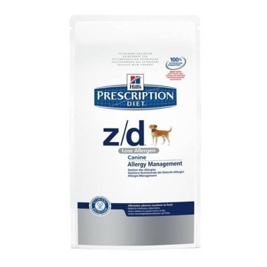 Hills Prescription Diet Z/D Low Allergen Canine