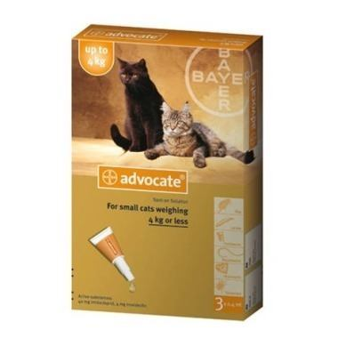 Advocate for Cats Spot On for Cats 40 (Kittens & Cats up to 4kg)