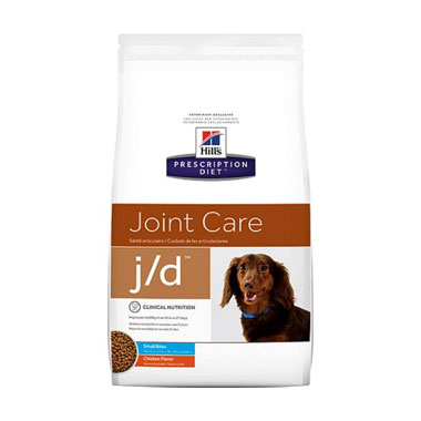Hill's Prescription Diet J/D Canine (Original & Mini)
