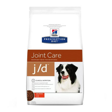 Hills Prescription Diet J/D Canine (Original & Mini)