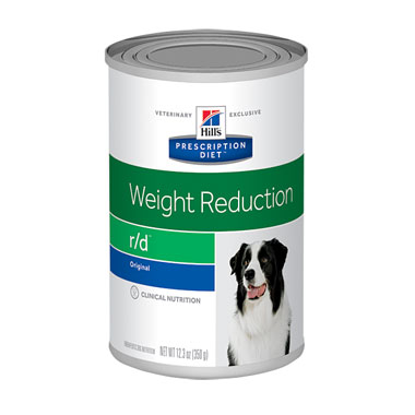 Hills Prescription Diet R/D Canine Wet