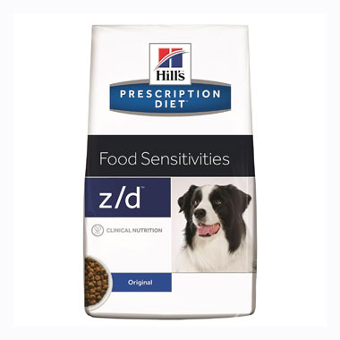 Hills Prescription Diet Canine Z/D Food Sensitivities