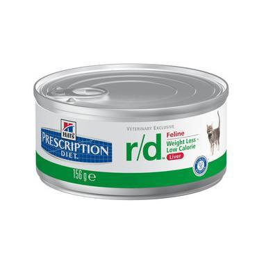 Hills Prescription Diet R/D Feline Minced