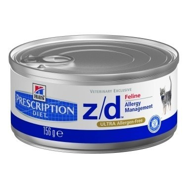 Hill's Prescription Diet Z/D Feline Wet