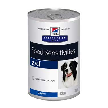 Hills Prescription Diet Z/D Canine Wet