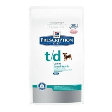 Hills Prescription Diet T/D Canine Mini