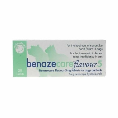 Benazecare Flavour Tablets 5mg