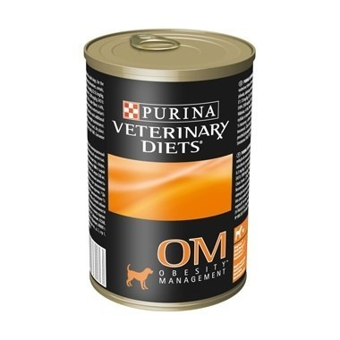 Purina PVD Veterinary Diet Canine OM Formula (Wet)