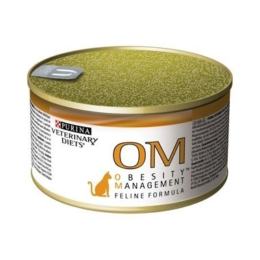 Purina PVD Veterinary Diet Feline OM Formula (Wet)