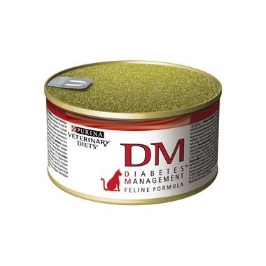 Purina PVD Veterinary Diet Feline DM Formula (Wet)