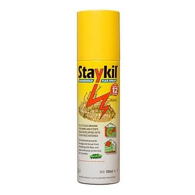 Staykil Household Flea Spray