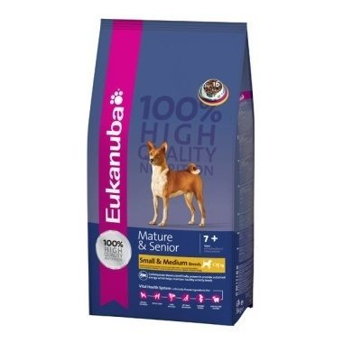 Eukanuba Ultimate Nutrition Mature/Senior Small/ Medium Chicken