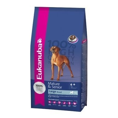 Eukanuba Ultimate Nutrition Mature/Senior Large Breed Chicken