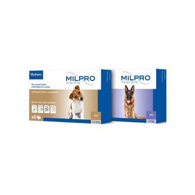 Milpro For Dogs (small/puppies)