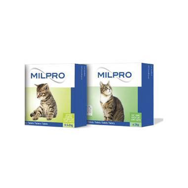 Milpro For Cats (medium/large)