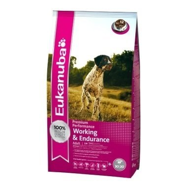 Eukanuba Platinum Performance Working/Endurance Adult