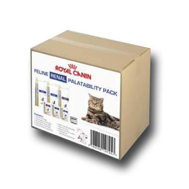 Royal Canin Veterinary Diet Renal Feline Palatability Pack