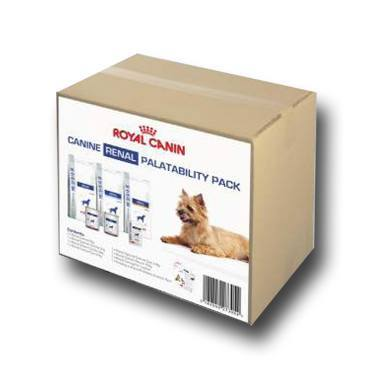 Royal Canin Veterinary Diet Renal Palatability Pack