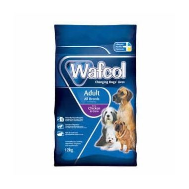 Wafcol Canine Adult All Breeds Chicken & Corn