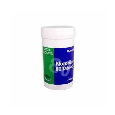 Norodine 80 Tablets