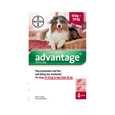 Advantage Spot On Flea Treatment