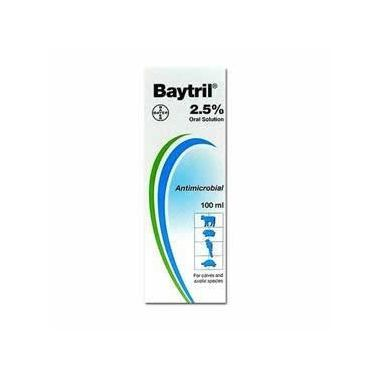 Baytril Oral Suspension 2.5%