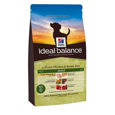 Hills Ideal Balance Canine Adult Medium Breed Chicken & Brown Rice