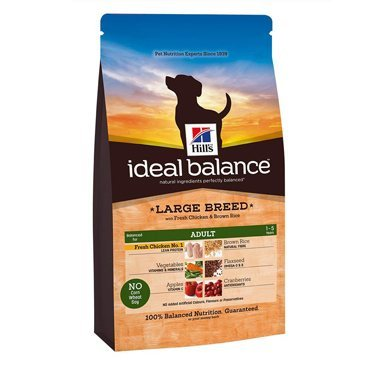 Hill's Ideal Balance Canine Adult Large Breed Chicken & Brown Rice