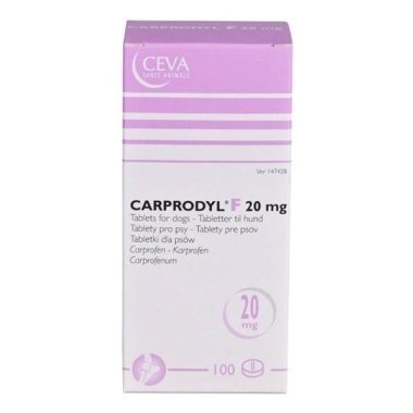 Carprodyl F Tablets 20mg