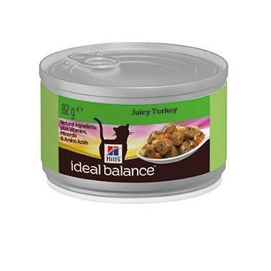 Hills Ideal Balance Feline Adult Juicy Turkey