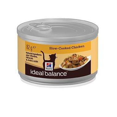 Hills Ideal Balance Feline Adult Slow Cooked Chicken