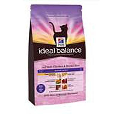 Hills Ideal Balance Feline Mature Chicken & Brown Rice