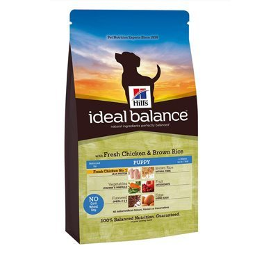 Hill's Ideal Balance Puppy Chicken & Brown Rice
