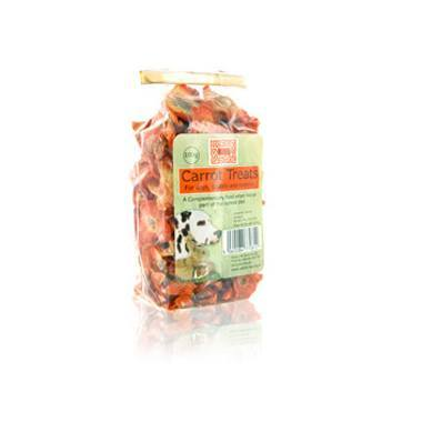 Burns Dried Carrot Slice Pet Treats