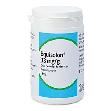 Equisolon 33Mg/g Oral Powder For Horses (180g)