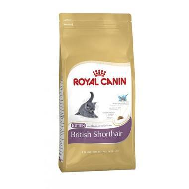 Royal Canin Breed Health Nutrition British Shorthair Kitten