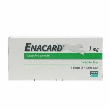 Enacard Tablets 1mg