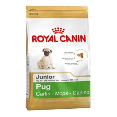 Royal Canin Breed Health Nutrition Pug Junior