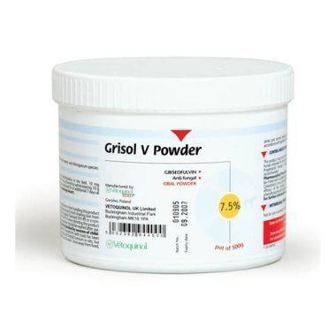 Grisol V Powder 7.5%