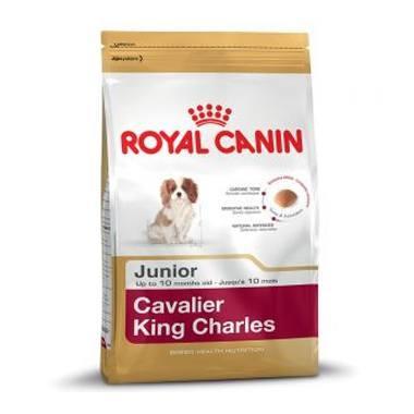 Royal Canin Breed Health Nutrition Cavalier King Charles Junior