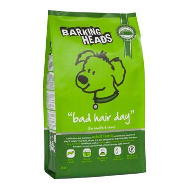 Barking Heads Bad Hair Day (Adult Dry Lamb)
