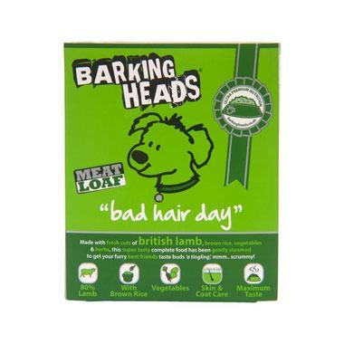 Barking Heads Bad Hair Day Meatloaf (Adult Wet Lamb)