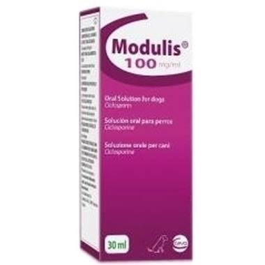 Modulis Oral Solution For Dogs 30ml