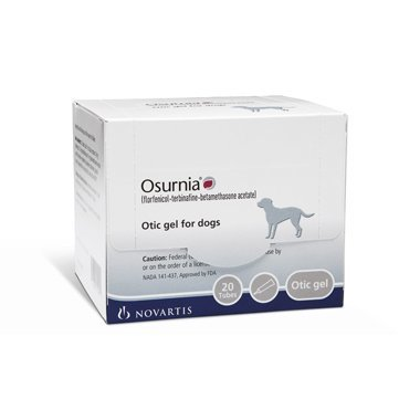Osurnia Otic Ear Gel For Dogs 1ml