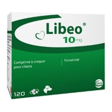 Libeo 10mg Tablets For Dogs