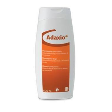 Adaxio Shampoo For Dogs 500ml -EXPIRES MARCH 2017