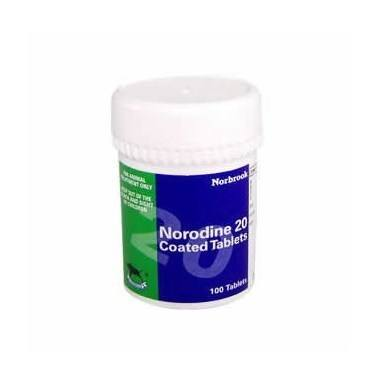 Norodine 20 Tablets