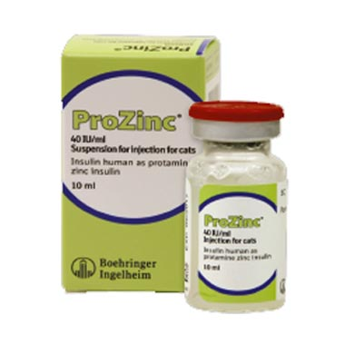 ProZinc Insulin For Cats (40 IU/ml)