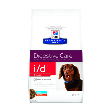 Hills Prescription Diet i/d Stress Mini Canine